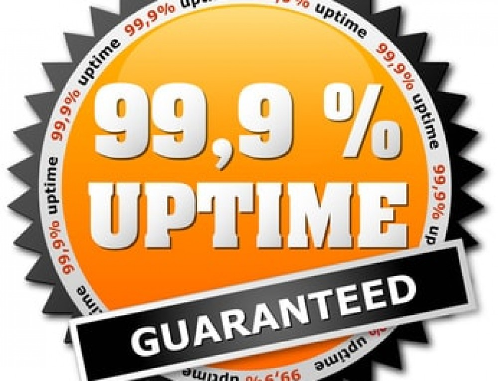 Our Uptime guarantee