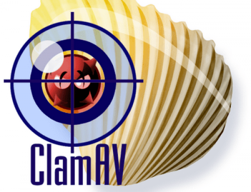 Virus Scanner powered by ClamAV ™