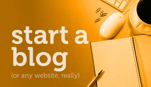 Reasons to Start Blogging Today